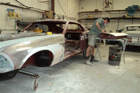 prestige mustang restoration car restorations st marys prestige