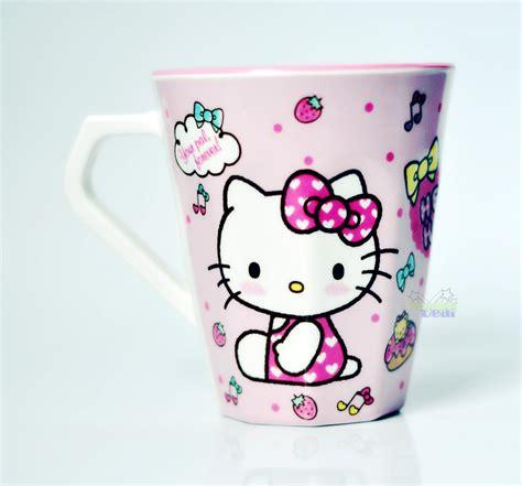 Mug Hello Pink Melamin new hello melamine handle water juice mug cup