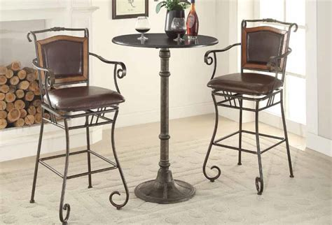 rec room furniture rec room bar tables rustic industrial counter ht table 100064 tables dayton discount