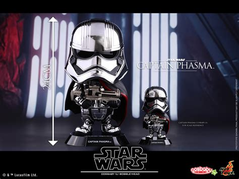 Toys Cosbaby L Stormtrooper New Misb wars the awakens cosbaby l series plastic