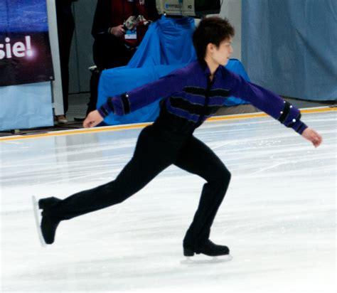 the importance of off ice jumps by figure skating coach file 2011 figure skating wc takahiko kozuka jpg