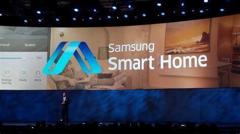samsung enters home automation market with smart home at