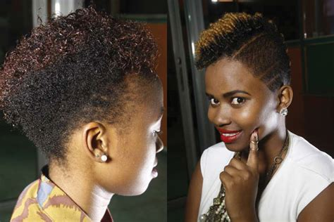 short hairstyles using naroibi mousse how to look great in short hair cuts daily nation