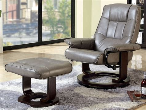 grey leather chair and ottoman gray chair with ottoman grey bonded leather accent chair