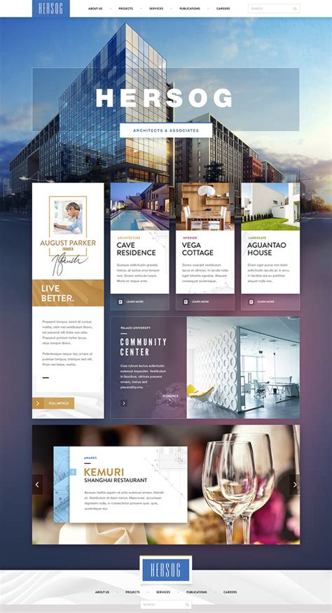 web design architecture incredible works by creative mints