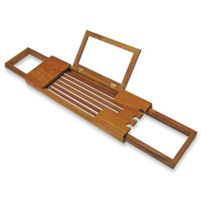 teak bathtub caddy teak cross tub caddy bed bath beyond personal blog