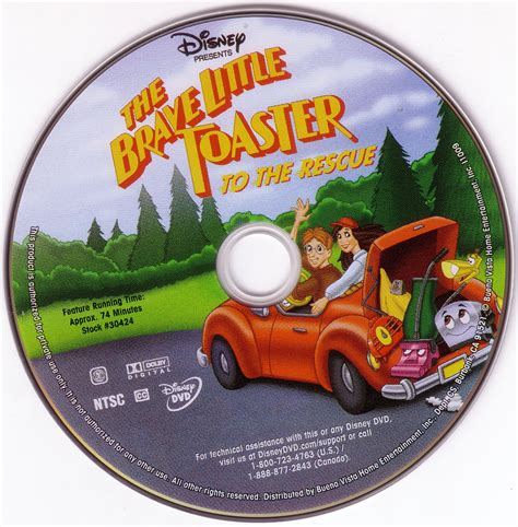 German Toaster The Brave Little Toaster To The Rescue 1997 R1 Cartoon