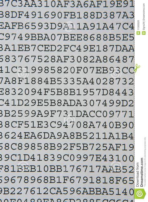secret letter a secret letter code paper sheet stock photo image 11300520