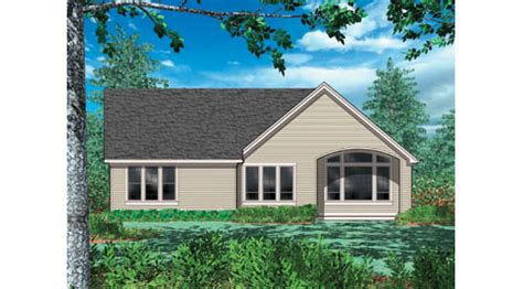 the godfrey house plan hollis 2432 3 bedrooms and 2 baths the house designers