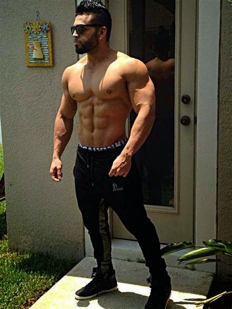 gerardo gabriel fitness model shredded aesthetic