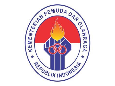 logo kemenpora format cdr png gudril logo tempat