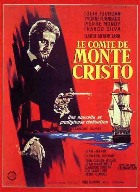 le comte de monte cristo le comte de monte cristo 1961 movie