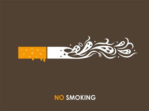 poster design on no smoking no smoking by zhouwenzhe dribbble
