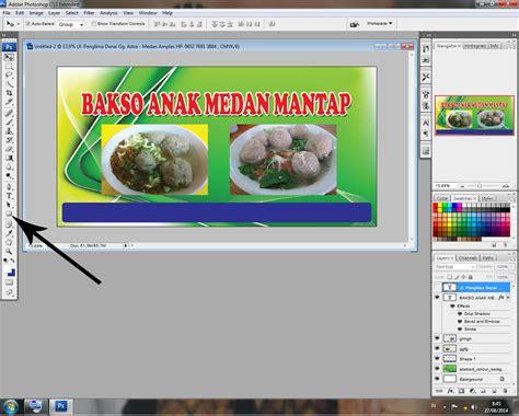teks prosedur membuat bakso cara membuat sepanduk sederhana di photoshop dunia
