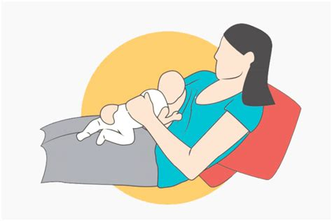 breastfeeding reclining position the best breastfeeding positions for you and your baby guide