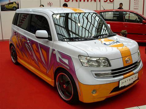 Flasher Sen Daihatsu Original diahatsu materia designed by roland duringer at the linzer autofuhrling car pictures