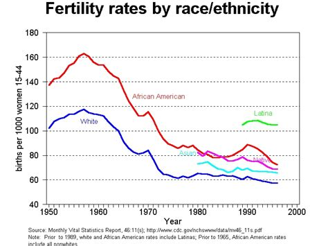 race ethnicity african american the encyclopedia of fertility trends by race