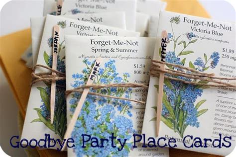 farewell themes names saying goodbye to a dear friend party idea tip junkie
