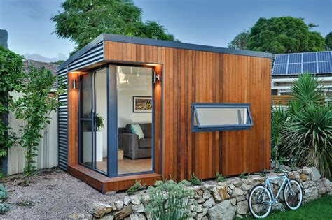 Dream Prefab Outdoor Office The Best Prefab House Prefab Backyard Office