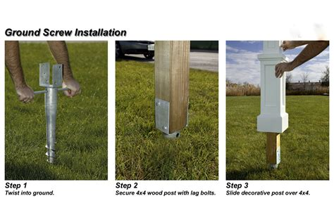 Pergola Patio Anchor The How To Guide For Mounting Pergolas To Any Surface