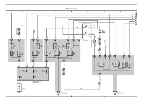 toyota 4runner radio wiring diagram for lifier toyota
