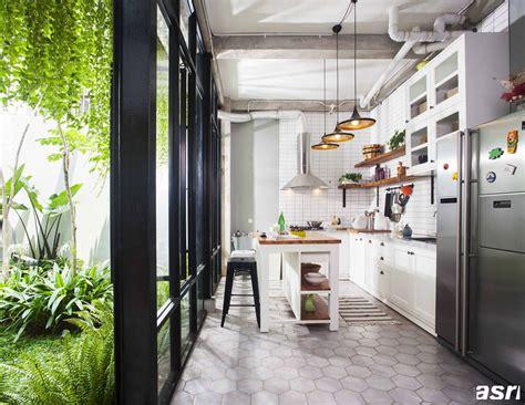 desain dapur minimalis outdoor tips membuat luas dapur mungil gambar rumah idaman com