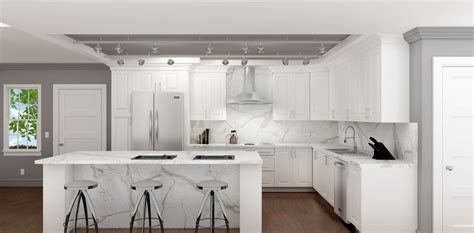 Home Decor Design News Design Tips For Your L Shaped Kitchen Granite
