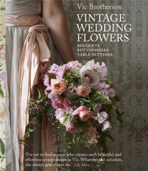 Wedding Bouquet Books by Vintage Wedding Flowers Bouquets Button Holes Table