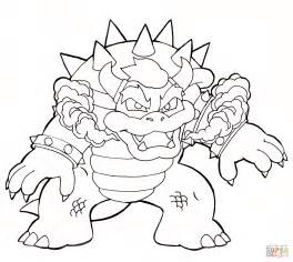 mario brothers coloring pages gallery