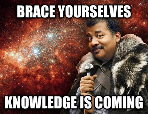 Neil Degrasse Tyson Meme - on neil degrasse tyson hosting cosmos