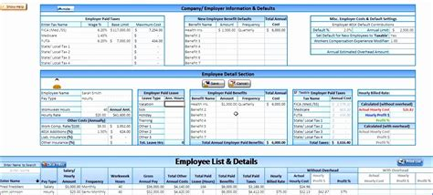 6 Sign In Sign Out Sheet Template Excel Exceltemplates Exceltemplates Labor Cost Template Excel