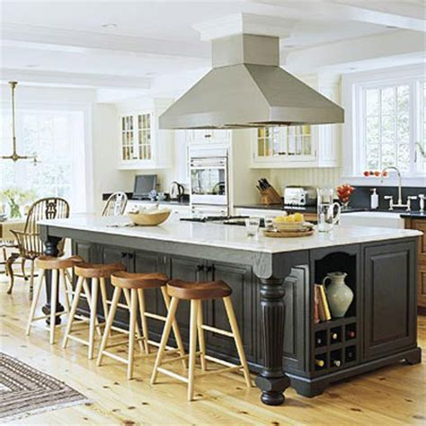 extra large kitchen islands 10 great oversized kitchen islands megan morris