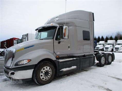 Sleeper Semi Trucks by 2014 International Prostar Plus Sleeper Semi Truck For