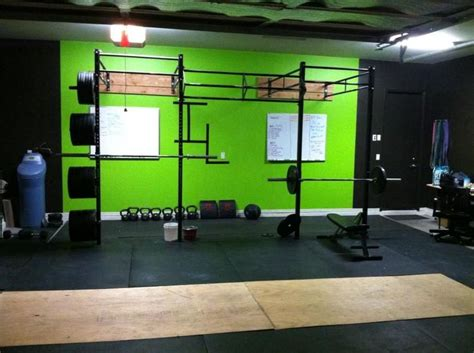 need to build this home crossfit