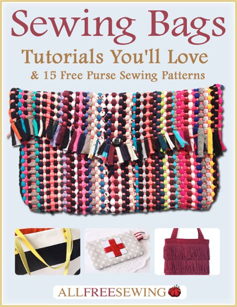pattern making ebooks new edition quot sewing bags tutorial you ll love 15 free