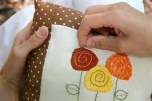 How To Blind Hem Stitch By Hand Free Applique Patterns For Quilting