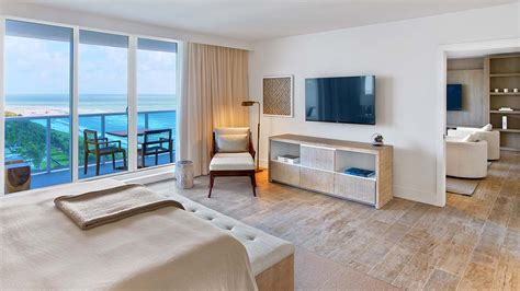3 bedroom suites in south beach miami 1 hotel south beach rebrands top suites as retreat