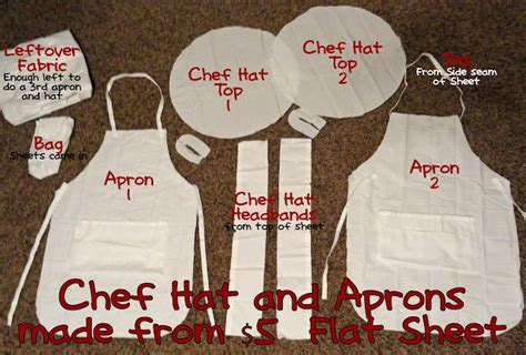How To Make A Chef Hat Out Of Paper - we being april 2012