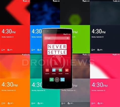 android themes for oneplus one enjoy dynamic lockscreen themes on oneplus one with this mod