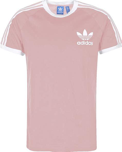 T Shirt Adidas Pink adidas california t shirt vapour pink