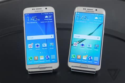 samsung announces galaxy s6 galaxy s6 edge and samsung pay mac rumors