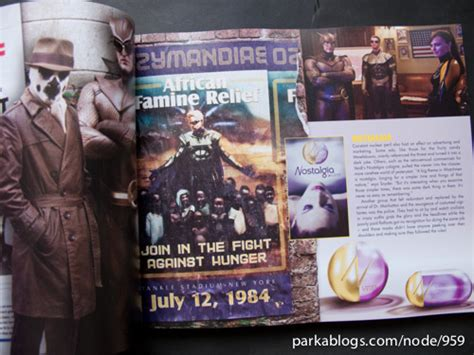 watchmen the film companion 1848561598 book review watchmen the official film companion parka blogs