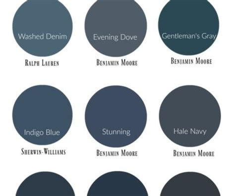 best 25 navy paint colors ideas on