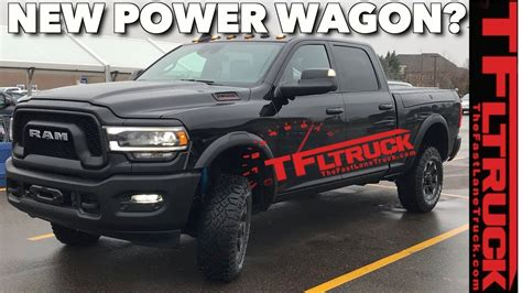 2020 Dodge Power Wagon 2500 by Breaking News This Is The New 2020 Ram 2500 Power Wagon