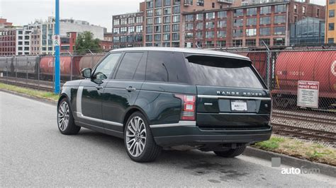 land rover supercharged 2014 2014 land rover range rover autobiography supercharged
