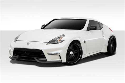 09 16 Fits Nissan 370z N 3 Duraflex Full Body Kit