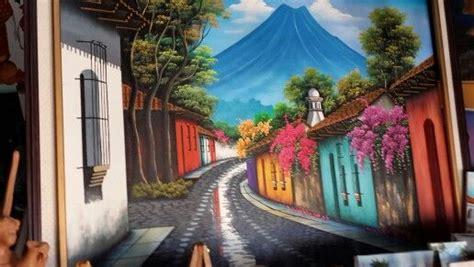 fotos antiguas famosas pinturas de antigua guatemala colores pinterest more