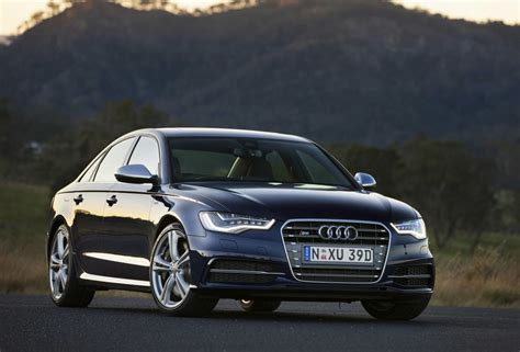 Audi S6 2012 by 2012 Audi S6 And S7 Sportback Now On Sale In Australia