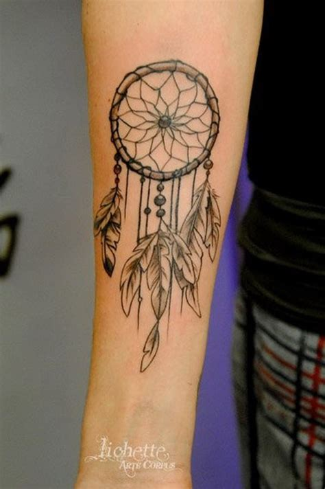 dreamcatcher tattoos on arm 60 dreamcatcher designs 2017