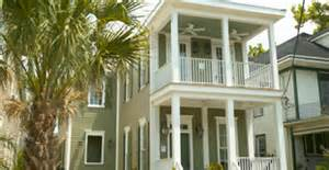 New orleans shotgun cottage a uniquely designed modular home this new